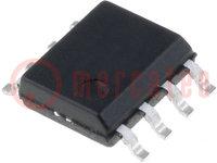 Sensor: stroom; Beh: SO8; Uvoed:4,5÷5,5VDC; Iin: ± 20A; 100mV