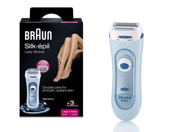 Braun LS5160 női borotva - LS5160