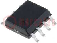 Memória; EEPROM; I2C; 128kx8bit; 2,5÷5,5V; 400kHz; SO8