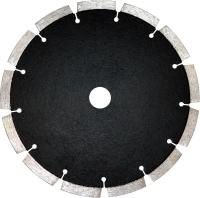 Diamanttrennscheibe KS-PR, 115 x 25,4 mm, SH 10, SB 2,0, Abrasiv, Lasergeschweißt, Premiumqualität