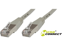 F/UTP CAT5e 10m Grey PVCOuter Shield : Foil screening4x2xAWG 26 CCA STP CAT5E