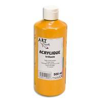 ART PLUS Acrylique brillante 500ml Orange