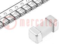 Sicherung: Schmelz; super schnell; Keramik; 62mA; 125VAC; 125VDC
