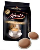 ALBERTO Pads Cafe Crema 180er Megapack (1260 g)