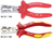 Stahlwille 66237160 6623 VDE VDE-Abisolierzangen 160 mm; Kopf verchromt; Griffe