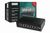 Cat. 5e Mini Desktop Patchfeld, schwarz, 8-fach, Digitus® [DN-10001]
