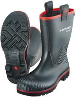 Stiefel Dunlop Rocker, Gr. 40, schwarz