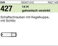 DIN427 M3x8
