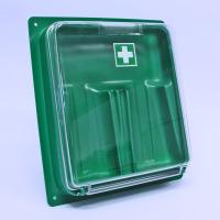 Wandbehälter für zwei Augenspülflaschen Barikos KS 620 ml BartelsRieger