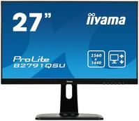 iiyama ProLite B2791QSU-B1 Computerbildschirm 68,6 cm (27 Zoll) 2560 x 1440 Pixel Quad HD LED Schwarz