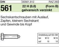 DIN561 BM8x80