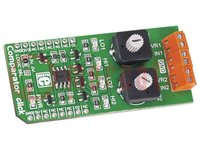 Click board; komparátor; GPIO; LM2903; 3,3/5VDC