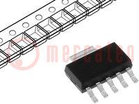 Feszültség stabilizátor; szabályozható; 6V; 0,8÷5V; 300mA; SMD