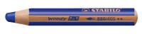 Multitalent-Stift STABILO® woody 3 in 1, ultramarinblau**