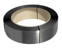 PP-Umreifungsband 12,7 x 0,65mm, 2.500m, schwarz