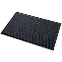 3M Tapis d'accueil Aqua Nomad 45 noir double fibre gratante - Format 120 x 180 cm épaisseur 5,6 mm 45004