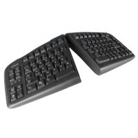 Goldtouch V2 toetsenbord USB QWERTY Amerikaans Engels Zwart