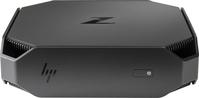 HP Z2 Mini G3 3.7GHz E3-1245V6 Desktop Zwart Workstation