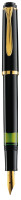 Füllhalter Tradition M150, M, schwarz, Faltschachtl mit 1 Stück