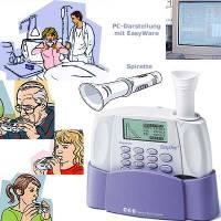 Easy One Diagnostic Spirometrie System inkl. Basisstation