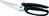 Detailabbildung - Geflügelschere 25 cm, m. ABS Griff