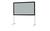 celexon Folding Frame screen 244 x 152cm Mobile Expert, rear projection