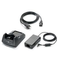 Zebra 1-Slot Cradle Kit Binnen Zwart