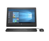 """HP ProOne 400 G2 3.2GHz i3-6100T 20"""" 1600 x 900Pixels Zilver Alles-in-één-pc"""