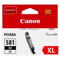 CANON Cartouche Jet d'encre 581 Noir XL 2052C001