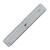 MINERVA Triple décimètre bouton métal biseau anti-tâche en altuglas