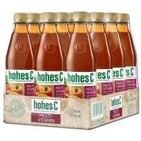 Hohes C Multivitamin 500ml, Mehrfrucht-Saft 12 Flaschen