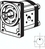 0510425009 Bosch-Zahnradpumpe 8,0 ccm, Boschflansch, rechtsdrehend