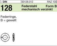 Federringe B24