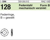 Federringe B22