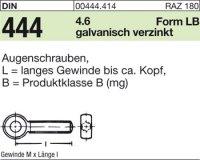 Augenschrauben LBM8x100