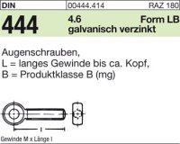 Augenschrauben LBM10x100