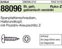 Spanplattenschrauben 6x30-Z