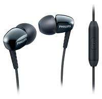 HEADSET PHILIPS E3905 IN EAR SMARTPHONE ZWART