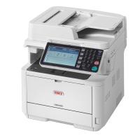 A4-Schwarzweiß-Multifunktionsdrucker MB492dn Bild 1