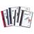 DURABLE Chemise de présentation Duraclip 60 à clip, couverture transparente - 1-60 feuilles A4 - Assortis