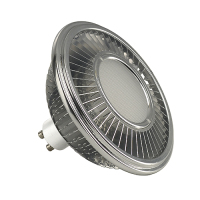 LED ES111 Leuchtmittel, CREE XB-D LED, GU10, 7 PowerLED, 17,5W, 30°, 2700K, CRI 80, dimmbar