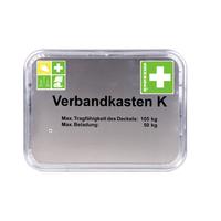 FW-Verbandkasten K ALU DIN 14880/14142