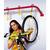 Anwendungsbeispiel:, Fahrradaufhänger -Glasgow- (farbig beschichtet)