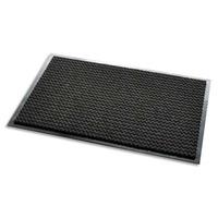 3M Tapis d'accueil Aqua Nomad noir 65 double-fibres 90 x 60 cm épaisseur 7,5 mm 65001