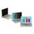 3M Filtre de confidentialité 3M™ Noir PF14.0W9 pour ordinateur portable de 14,0'' (16:9) 60656