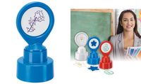 """COLOP Motivationsstempel """"Blauer Stern"""", blau (62518244)"""