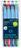 Kugelschreiber Slider Basic, Kappenmodell, XB, sortiert, 4er Etui