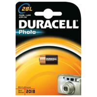 Duracell Lithium Fotobatterie, PX28L, 6 V, 200 mAh
