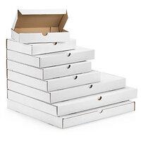 Flach-Verpackung extra flach 305 x 222 x 25 mm