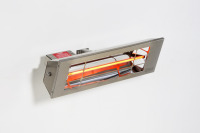 JRC25 Medium Wave Infrared electric Outdoor Heater